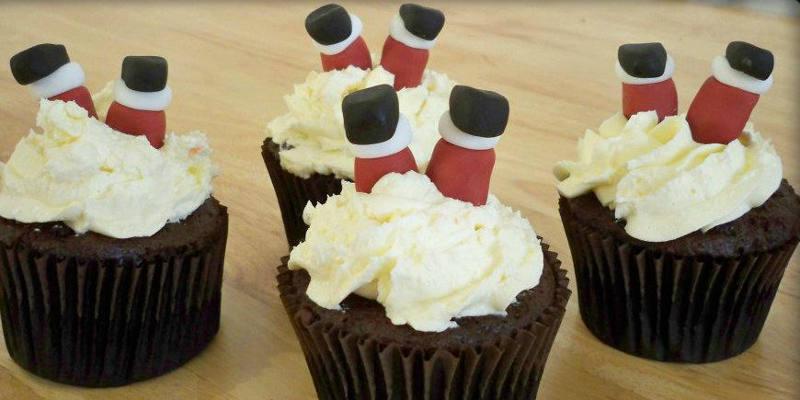 a no l c est plus que jamais la folie des cupcakes jeux 2 cuisine. Black Bedroom Furniture Sets. Home Design Ideas