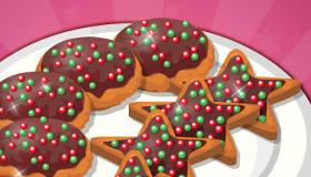 Cookies de no l au chocolat jeu de no l jeux 2 cuisine - Jeux de cuisine gateau au chocolat ...