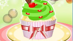 Des cupcakes pour no l jeu de no l jeux 2 cuisine - Jeux de cuisine de cupcake ...