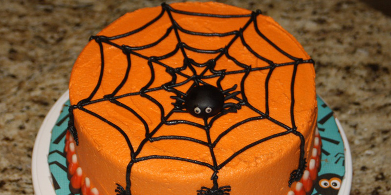 Recette Gâteau Araignée Pour Halloween Facile Jeux 2 Cuisine