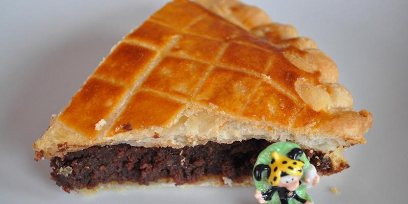 Recette galette des rois au chocolat facile jeux 2 cuisine - Jeux de cuisine gateau au chocolat ...