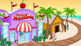 papa freezeria jeu de restaurant jeux 2 cuisine html5. Black Bedroom Furniture Sets. Home Design Ideas