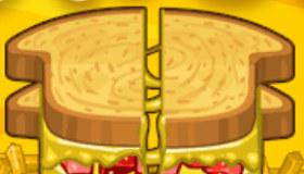Les sandwichs de papa louie jeu de cuisine jeux 2 cuisine - Jeux de cuisine papa louis ...